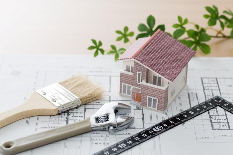 住宅とリノベーション道具